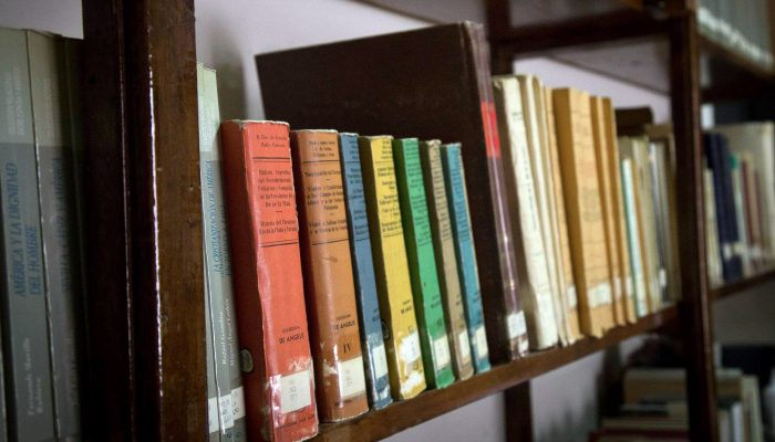 Biblioteca Ana María Bisset