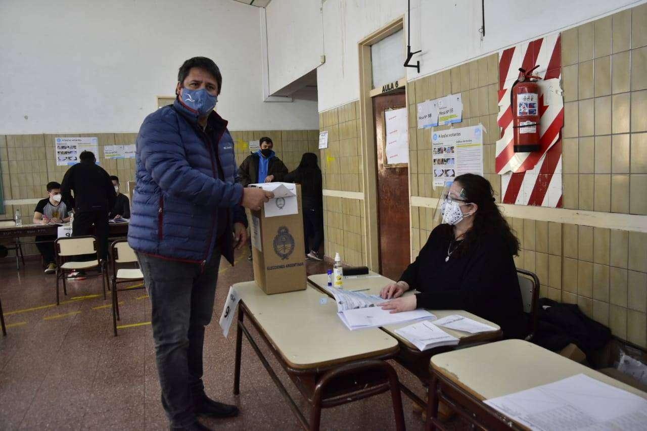 """Gaido: """"Esta elección ha demostrado la fortaleza de las y los neuquinos en un acto fundamental de la democracia"""""""