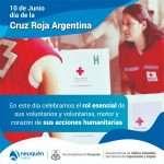 10 de junio - Día de la Cruz Roja Argentina