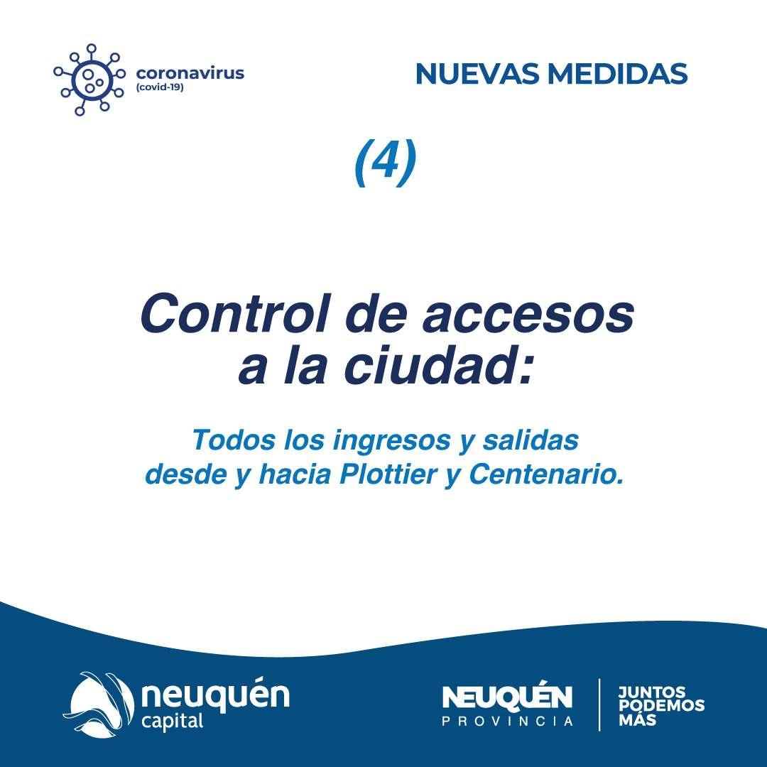 Control de acceso a la ciudad