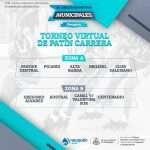 Torneo Virtual de escuelas de Patín carrera