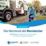 2 de octubre • Día del recolector de residuos