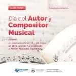 Día del Autor y Compositor Musical